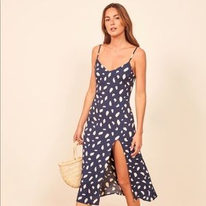 Reformation Crimini Midi Dress
